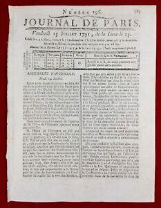 Inviolabilite-du-roi-Louis-16-1791-M-de-Liancourt-Petion-Revolution-Francaise