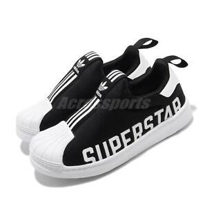 adidas superstar slip on for kids