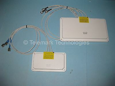 Lot of 3 Antennas 2.4GHz Cisco Aironet 1250 AIR-LAP-1252AG-A-K9