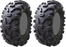 Pair 2 Kenda Bearclaw 24x9-11 ATV Tire Set 24x9x11 K299 24-9-11