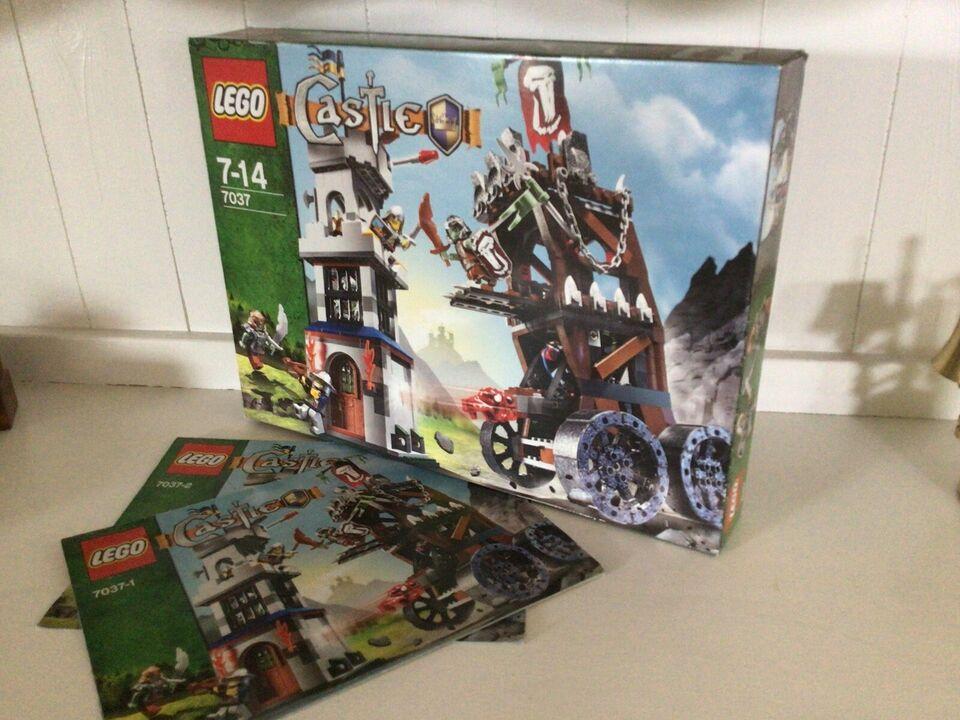 Lego Castle, Forskellige modeller