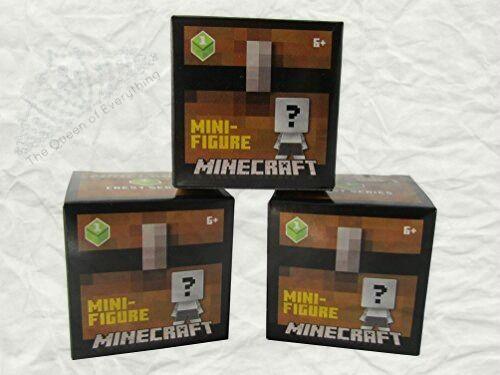 Mojang Minecraft Craftables// Mystery Mini-Figures
