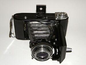 Zeiss-Ikon-Ercona-Folding-6x9-and-6x6-camera-Novonar-Anastigmat-4-5-10-5cm-lens