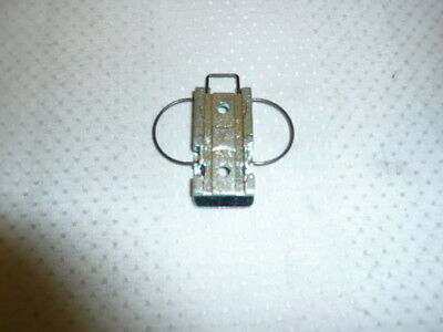 MOUNTING BRACKETS EASY CLIPS FOR DELTA TOWEL BAR//RING /& TOILET PAPER 3