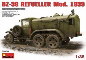 Miniart Bz-38 Refueller Mod.1939 Kit De Montage 1: 3 5 Art.   35158 Tankl Aster
