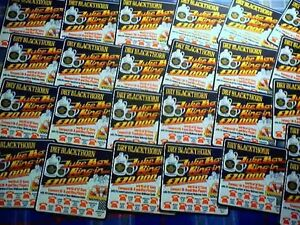 Job Lot - 24 Dry Blackthorn Cider Beermats From 1984 - Competition Mat Lwm4csng-08004535-120044503