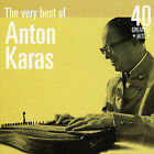 Very Best Of (40 Greatest Hits) by Anton Karas (CD, Dec-2001, Greatest Hits)