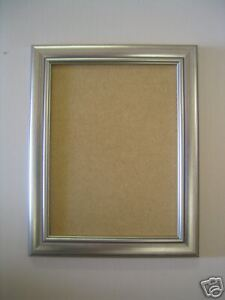 Silver 9x6 Picture Frame All Sizes And Styles Of Frames