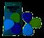 Bolopick-Feltro-Pick-per-ukulele-confezione-da-6-3-Colori-ricetta-originale miniatura 1
