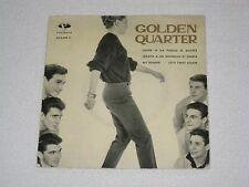 "GOLDEN QUARTER MY BONNIE BEATLES COVER´S SPANISH ORIGINAL ISSUE EP 7"""
