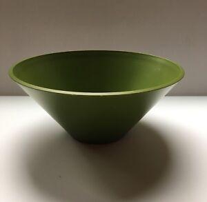 Details About Mid Century 60 S Modern Bowl Acca David Douglas Avocado Decorative Collectible