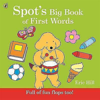 Spot's Big Book of First Words, Hill, Eric, Acceptable Book