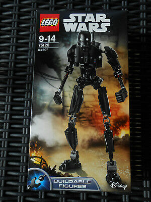 STAR WARS LEGO 75120 K-2SO superposée Figure Brand New Sealed K2SO