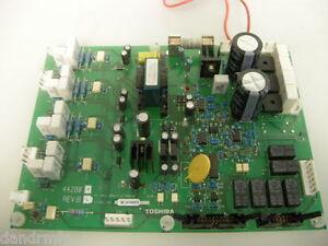 Toshiba 44280 D Rev B L Circuit Board From Ups Uninterruptible Power