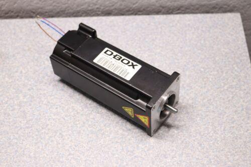 D-Box Simulator Servo Motor 140-0015-A IP20 2.21 ARMS 640VDC 8000RPM .93kW