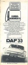 DAF 33 - AUTO - ADVERSITING