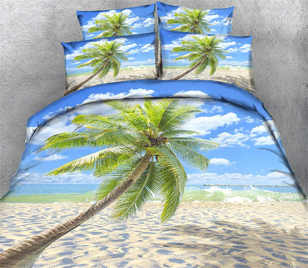 Former Neat Coconut 3D Printing Duvet Quilt Doona Covers Pillow Case Bedding Set