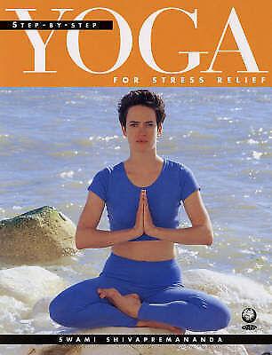 1 of 1 - Yoga for Stress Relief by Swami Shivapremananda-9781856751261-G025