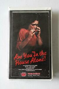 Are-You-In-The-House-Alone-Horror-Slasher-Worldvision-VHS-Big-Clamshell-Box