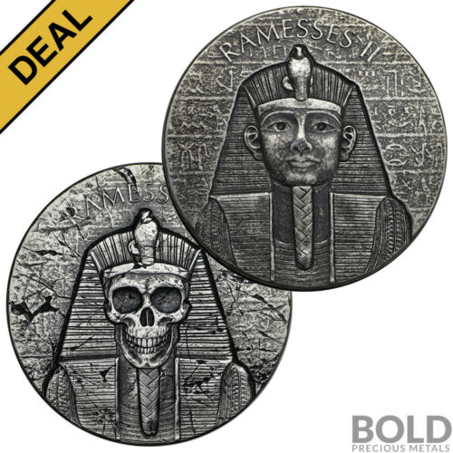 Scottsdale Ramesses 2017-2 Coin Collector Set BOLD Set