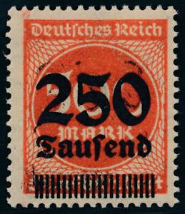 DR-1923-MiNr-296-DD-tadellos-postfrisch-gepr-Infla-Berlin-Mi-100