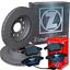Indexbild 1 - Bremse-VW-Passat-3C-1-9TDI-2-0TDI-Zimmermann-Bremsscheiben-Bremsbelaege-vorne