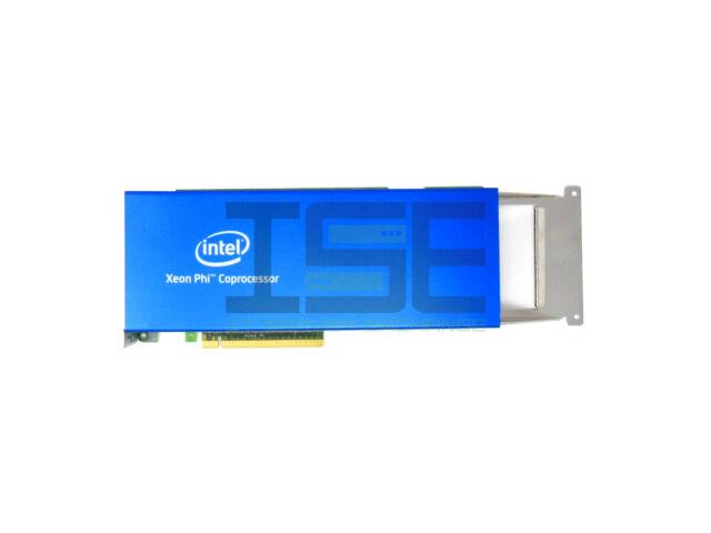 Intel Xeon Phi 5110P 60-Core 1.053GHz Coprocessor C1P87A 708360-001 225w PCIe