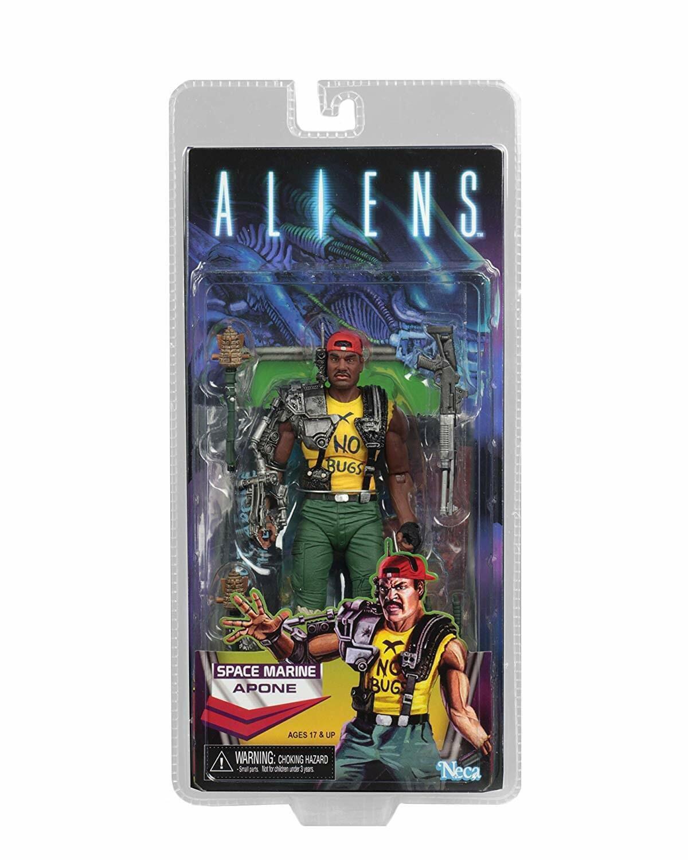 NECA - Aliens - 7  Scale Action Figure - - - Series 13 Apone 1acc41