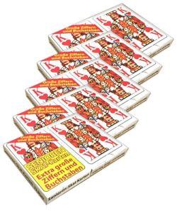 5x-Skatkarten-2x-32-Kartendeck-extra-grosse-Ziffern-Senioren-Skatspiel-Karten
