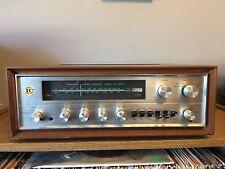 Vintage Pioneer SX-1000TW Stereo Receiver wWood Case AUX works but NO FM