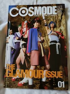 Cosmode-1-The-Glamour-Issue-by-Broccoli-Books-Cosplay-Manga-Anime-Costume-Comic