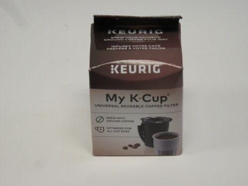 New Keurig My K-Cup Universal Reusable Coffee Filter for All Keurig Brewers