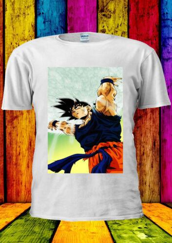 Dragon ball saiyan son goku SUP kai z T-shirt Gilet Débardeur Hommes Femmes Unisexe 424