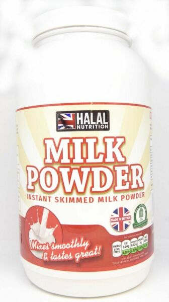 Halal Nutrition Instant Skimmed Milk Powder 1kg
