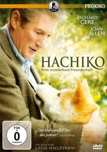Hachiko-Eine-wunderbare-Freundschaft-DVD-NEU-OVP