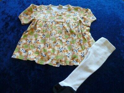 Zutano Baby Girls My Pony Gown
