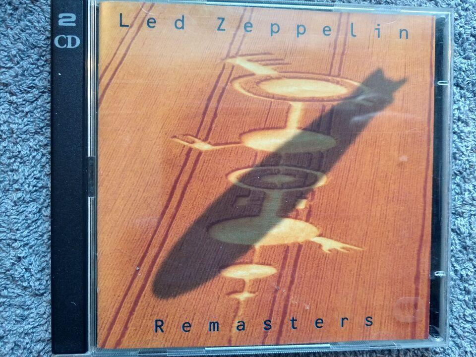 Led Zeppelin: Remasters , rock