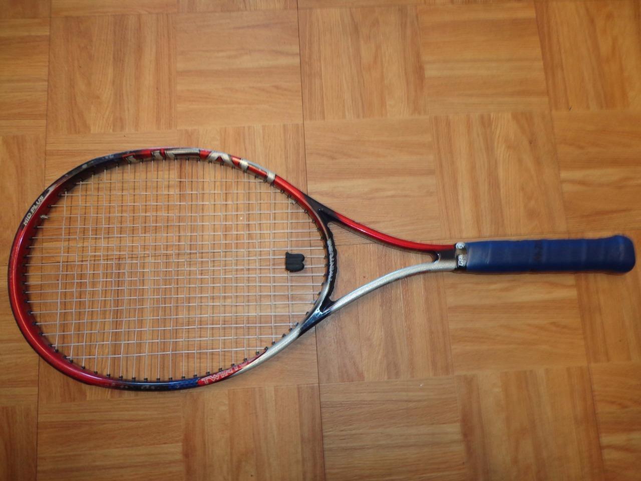 Head Satellite Tour XL 102 head 4 1 4 grip made in austria Tennis Racquet