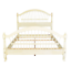 ethan allen queen wheatback bed country french in the brittany (cream) finish