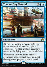 MTG THOPTER SPY NETWORK EXC - RETE DI TOTTERI SPIA - ORI - MAGIC