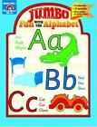 Jumbo Fun with the Alphabet : Grades PreK-1 by Evan-Moor (1997, Paperback, Teacher's Edition of Textbook)