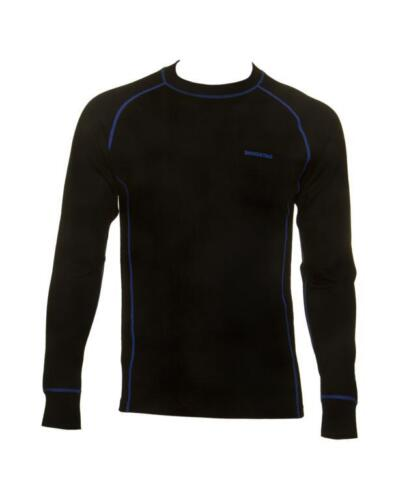 BLACK Small Skogstad 100/% Merino Wool Base-layer Top