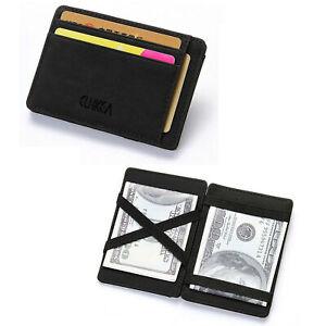 Münzfach Magische Brieftasche Magic Wallet Slim Geldbörse Portemonnaie Etui m