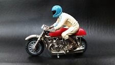 VINTAGE BRITAINS MOTORCYCLE TOY NORTON CAFE RACER