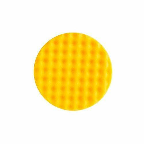 jaune Gewaffelt 2 par Pack 150 mm Mirka 7993415021 schaumstoffpad