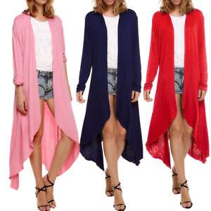 Women-Slim-Fit-Cardigan-Long-Sleeve-Casual-Beach-Open-Front-Coat-Jacket-Sweater