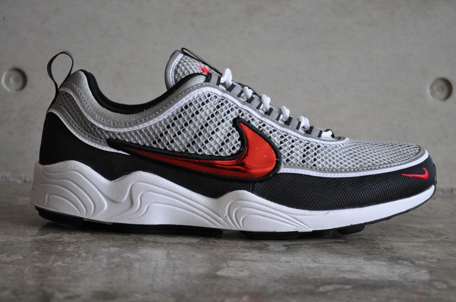 Nike Air Zoom Spiridon OG 2016-NERO ROSSO ROSSO ROSSO SPORT bb8a6a