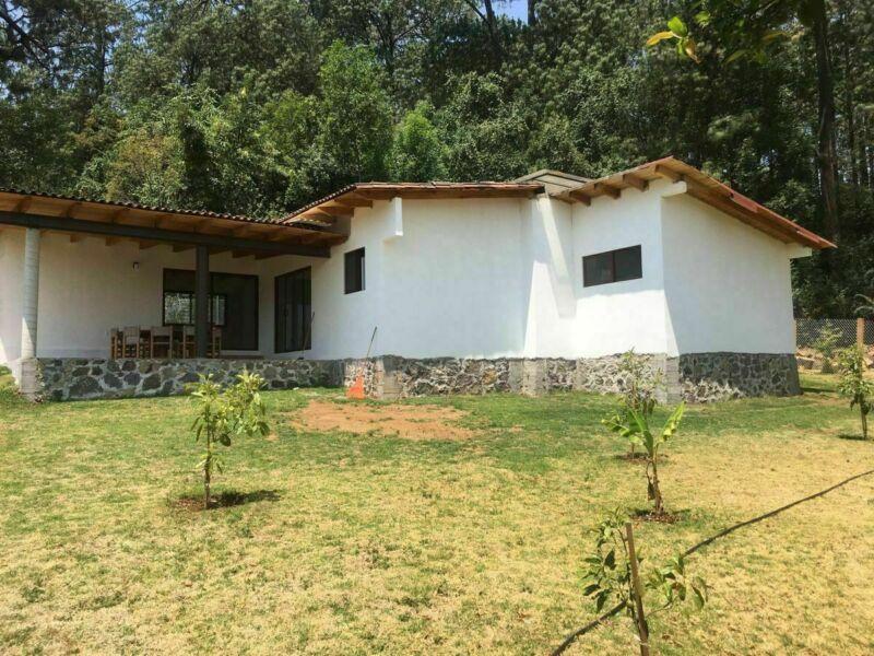 Casa en renta en Cerro Gordo, Valle de Bravo