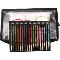 Knitters Pride Dreamz Interchangeable Knitting Needle Deluxe Set - 9 Pairs Craft Supplies