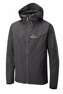Wychwood-Waterproof-Breathable-Hooded-Jackets-All-Sizes-Black